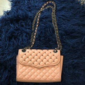 Rebecca Minkoff Studded crossbody purse